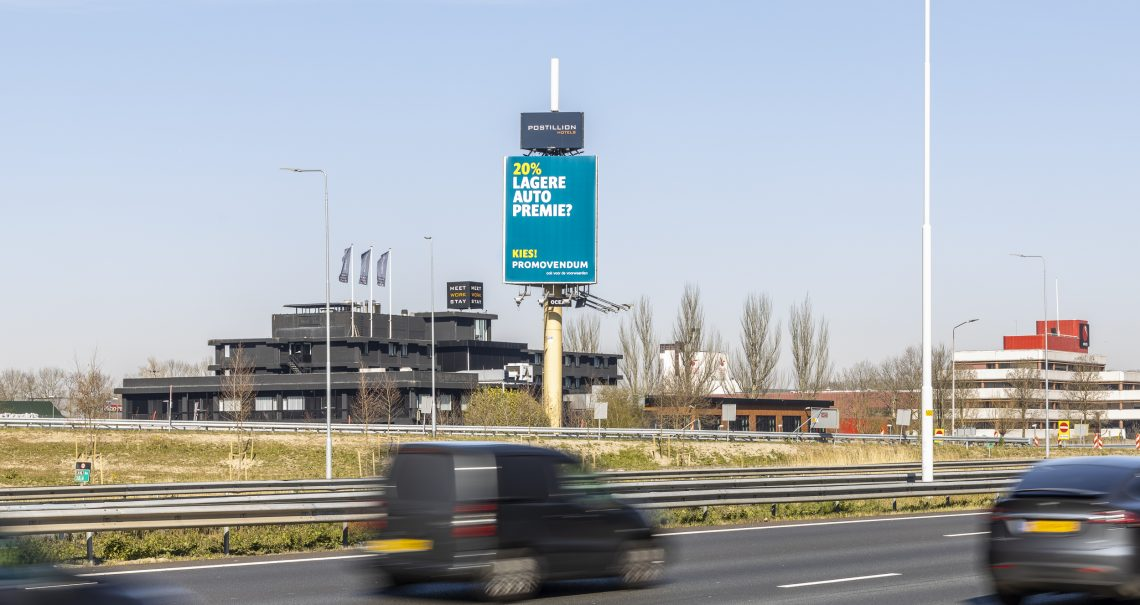Mast Dordrecht 1 A16 campagne Promovendum