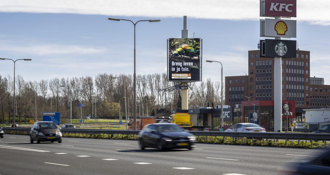 Mast Den Haag Knp Ypenburg 2 campagne Hornbach