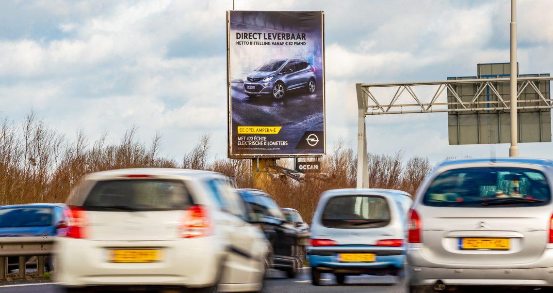 Mast Gorinchem 2 campagne Opel
