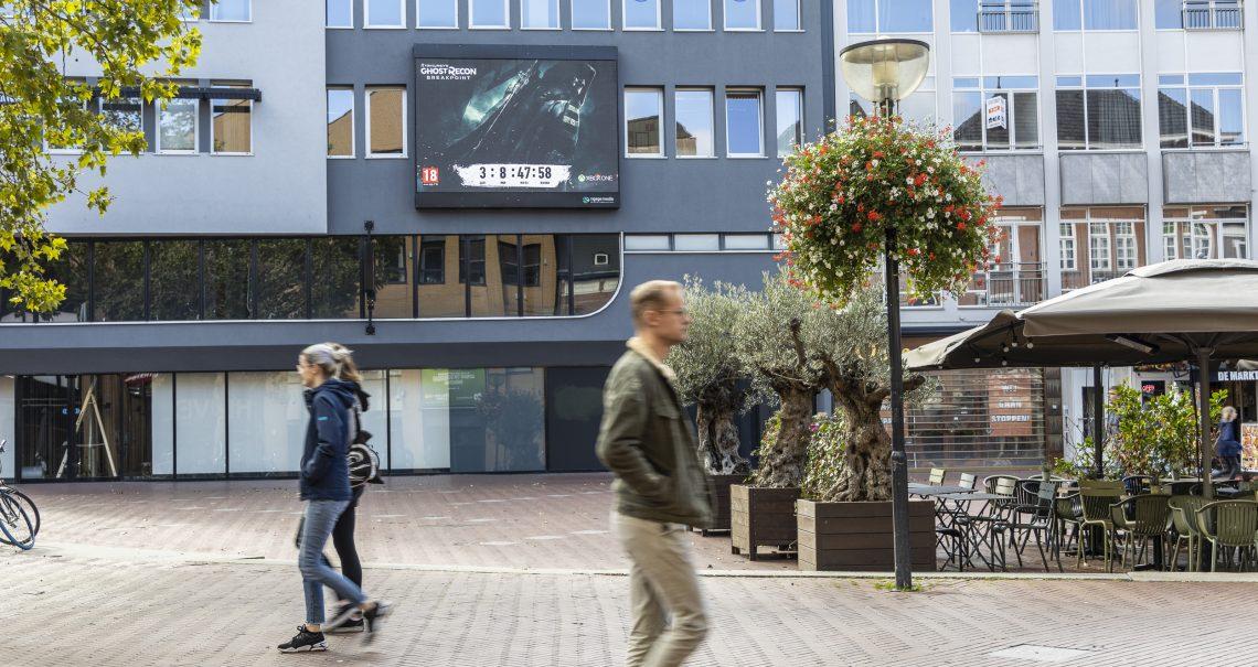 Ubisoft Campagne Eindhoven De Markt