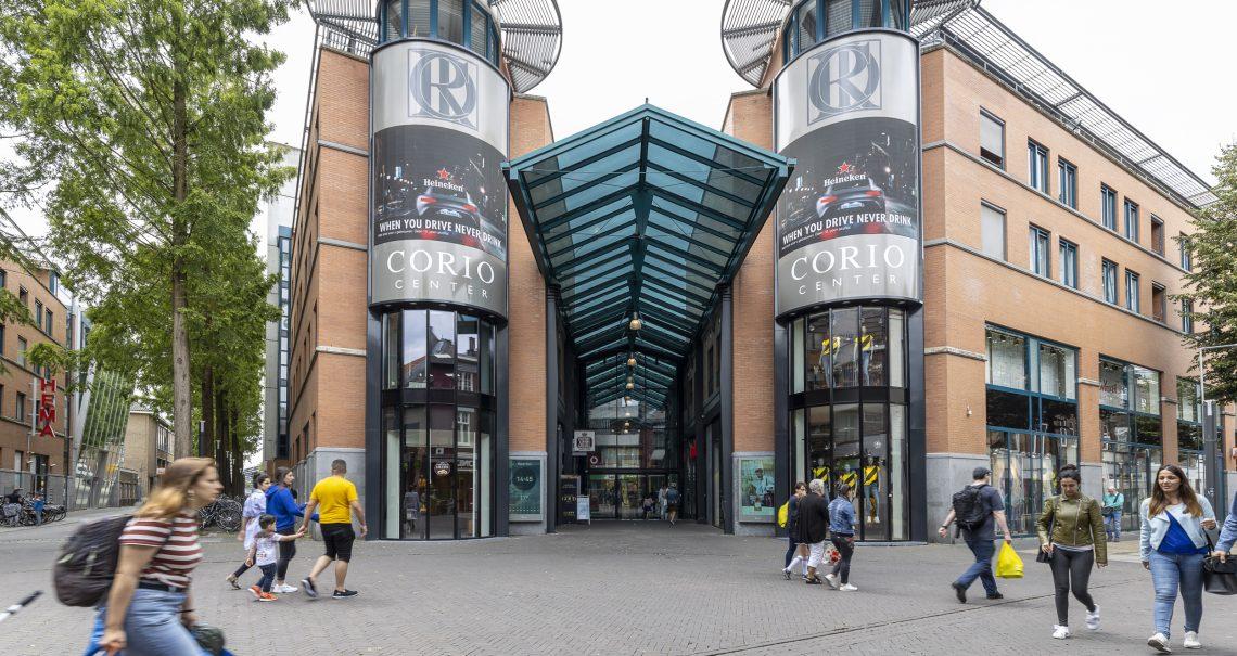 Heerlen Corio Center campagne Heineken