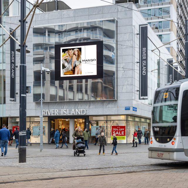 Afbeelding Rotterdam Lijnbaan