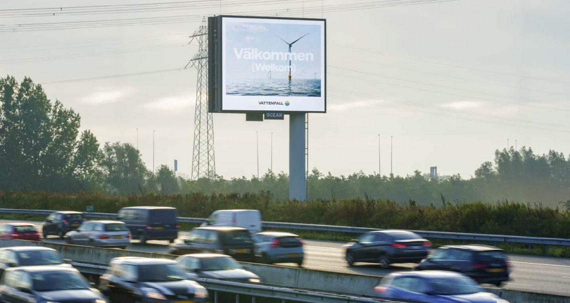 B-zijde Diemen A1/A9 - Ocean Outdoor Nederland