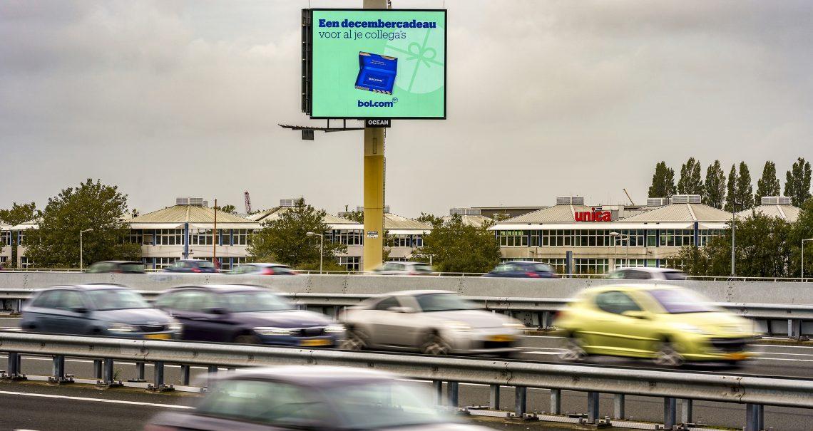 Mast Amsterdam Coentunnel 2 A10