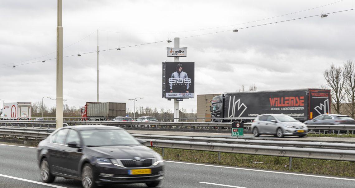 B zijde mast Utrecht 1