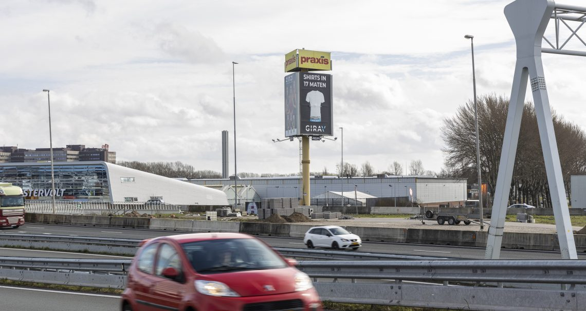 Amsterdam Knp Holendrecht 1 A2/A9 campagne Girave