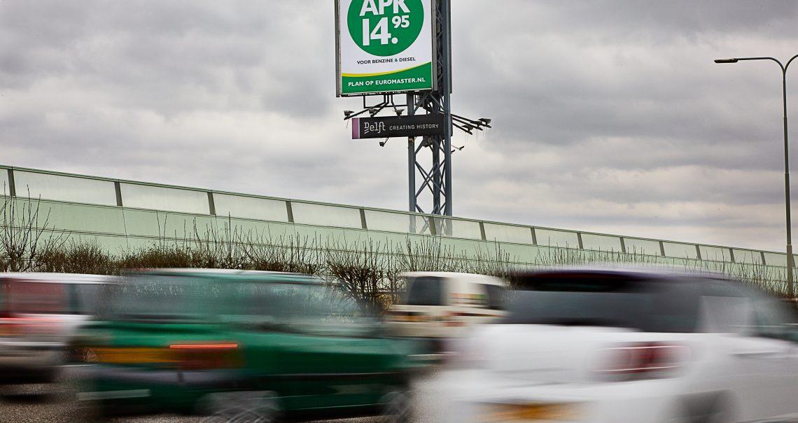A zijde mast Delft A13