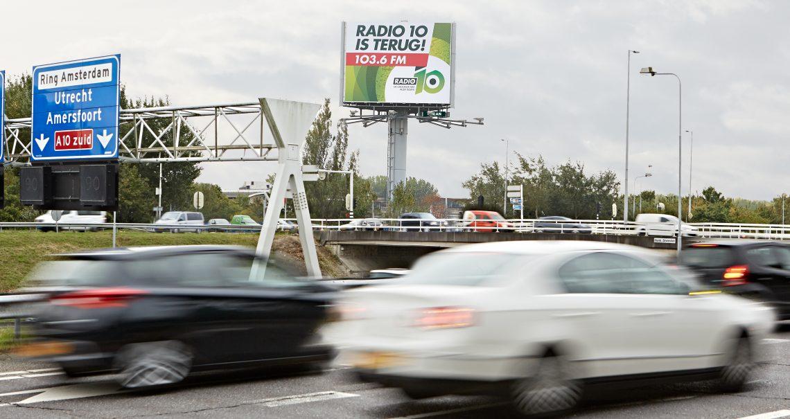 A zijde mast Amsterdam Knp De Nieuwe Meer
