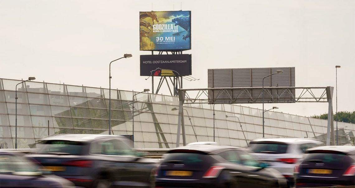 Amstedam Knp Coenplein A8/A10 A-zijde