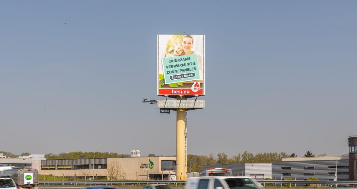 Mast geleen Heerlen A76 B zijde