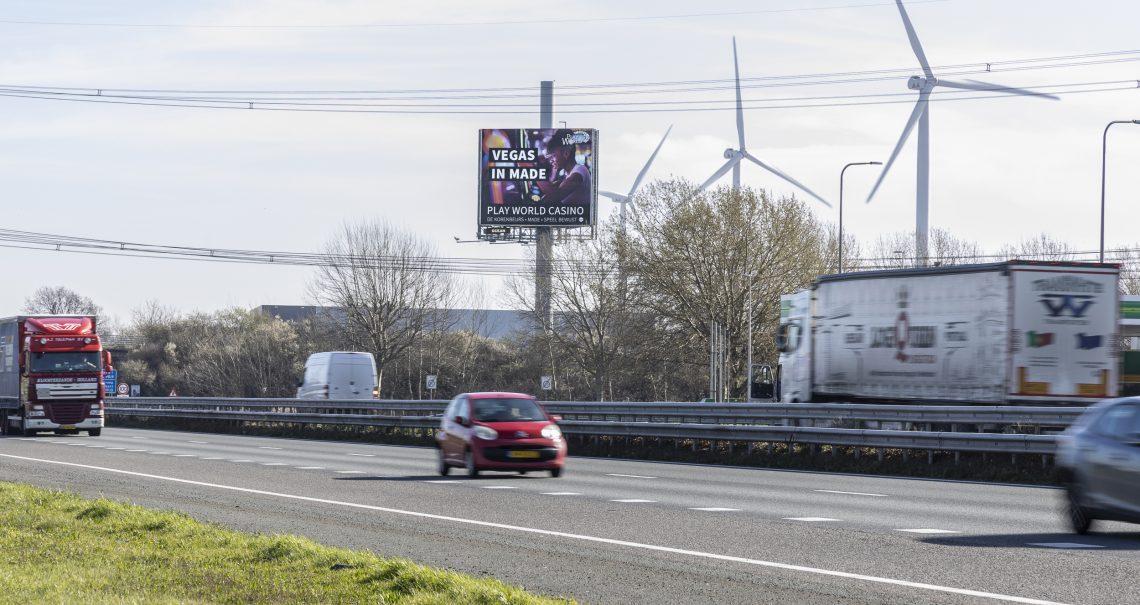 B zijde mast Oosterhout A59