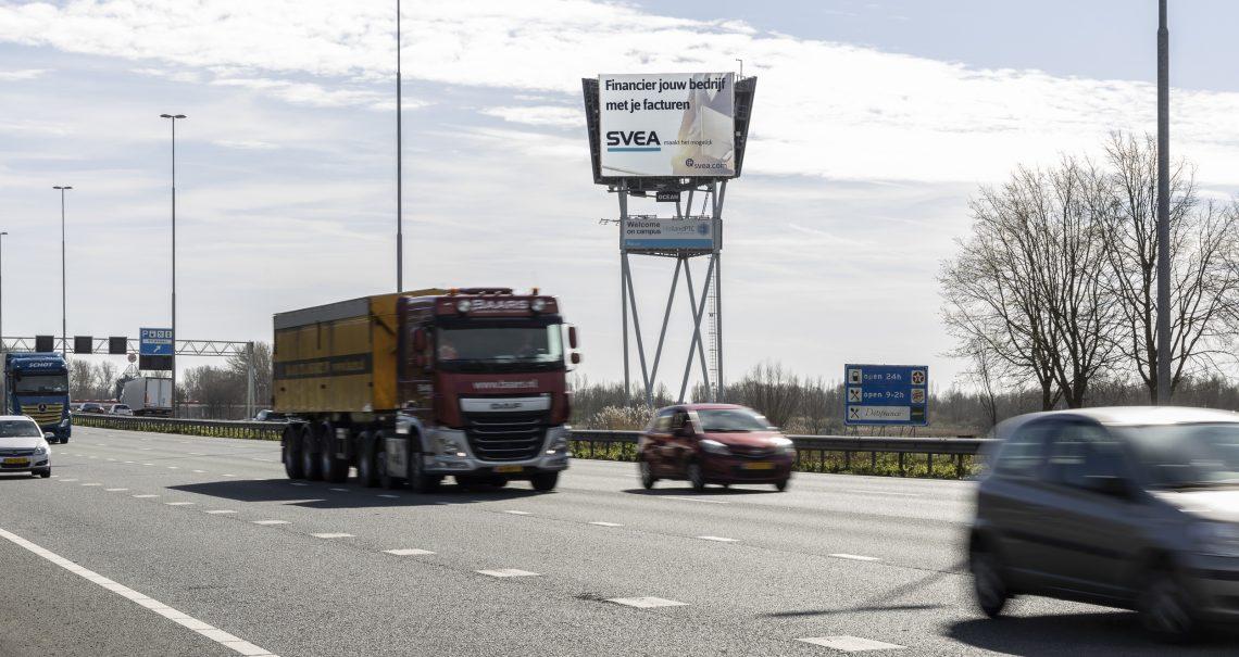 Mast Delft TU A13 B zijde