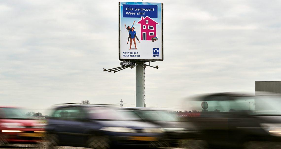 Mast Roosendaal A17 B zijde