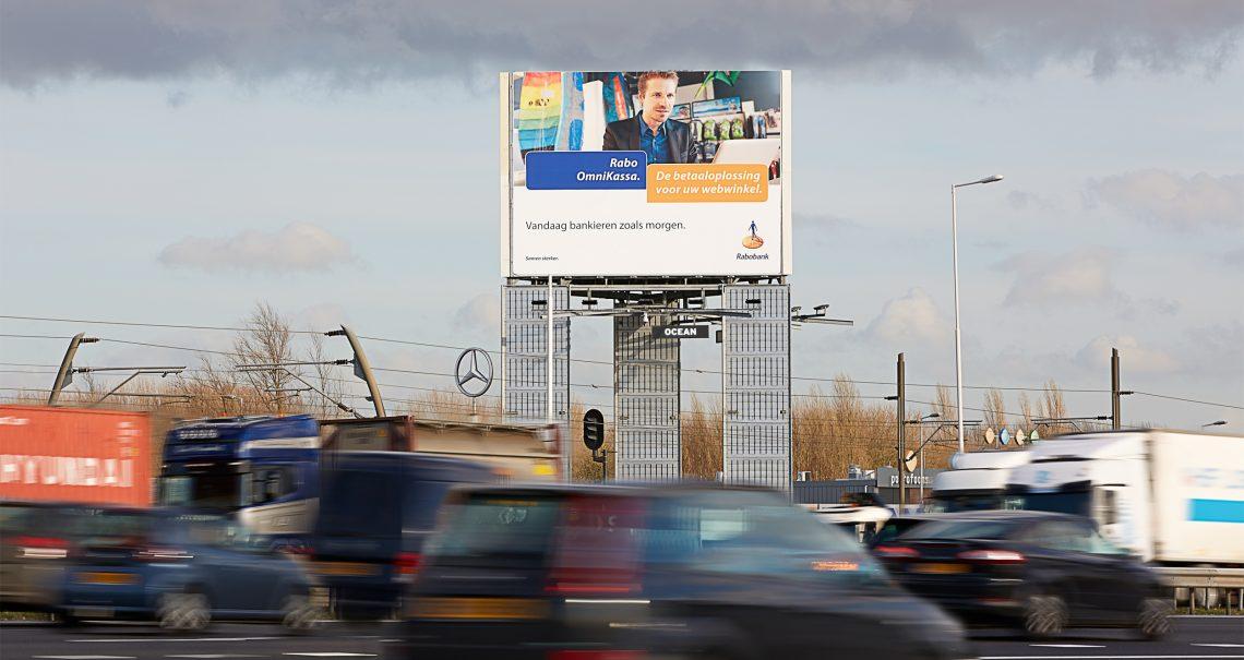 A zijde mast Rotterdam Charlois