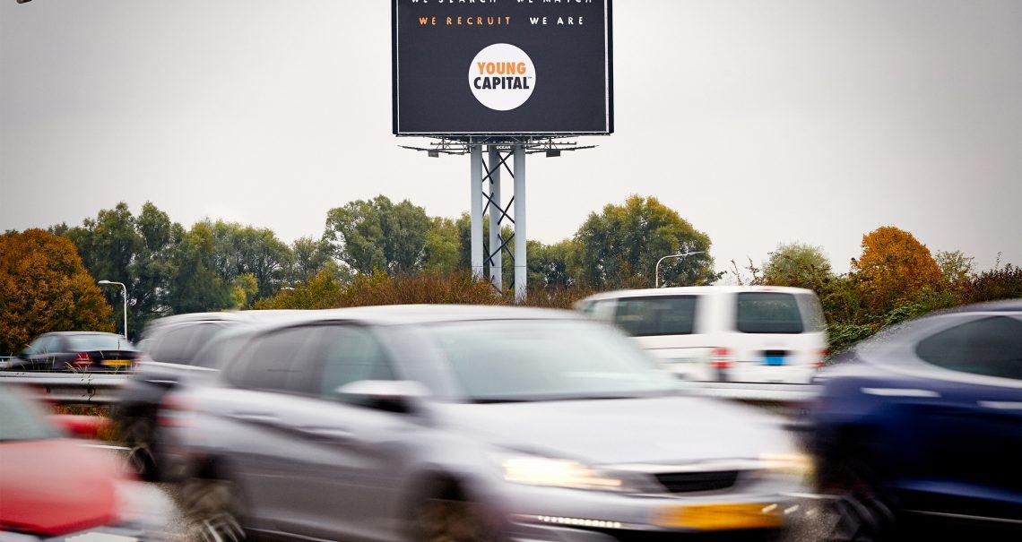 B zijde mast Utrecht 2 A12/A27