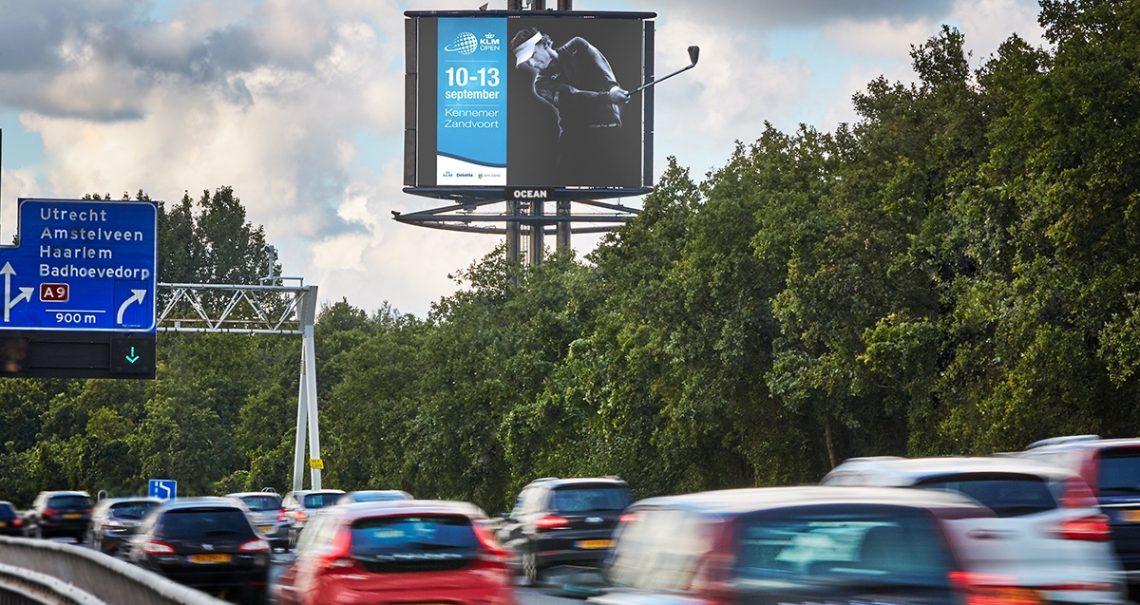 Mast Amsterdam Sloten A10/A4 B-zijde