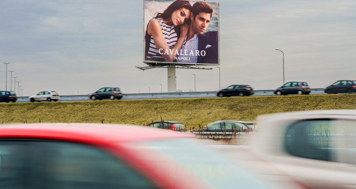 Mast Schiphol Airport 1 B-zijde