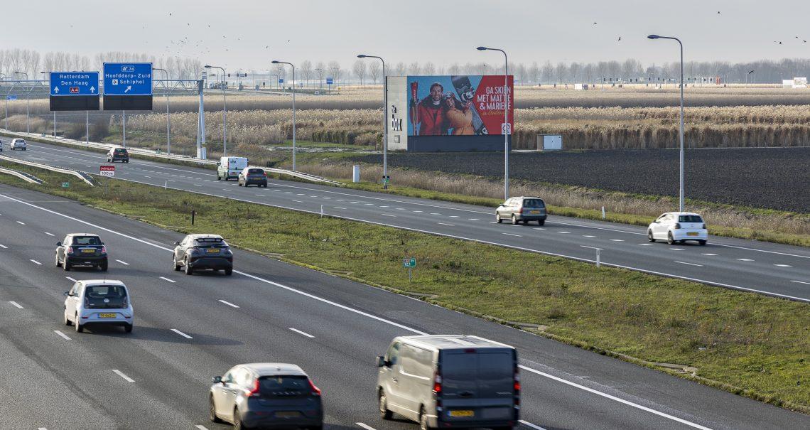 Mast Schiphol Hoofddorp A4