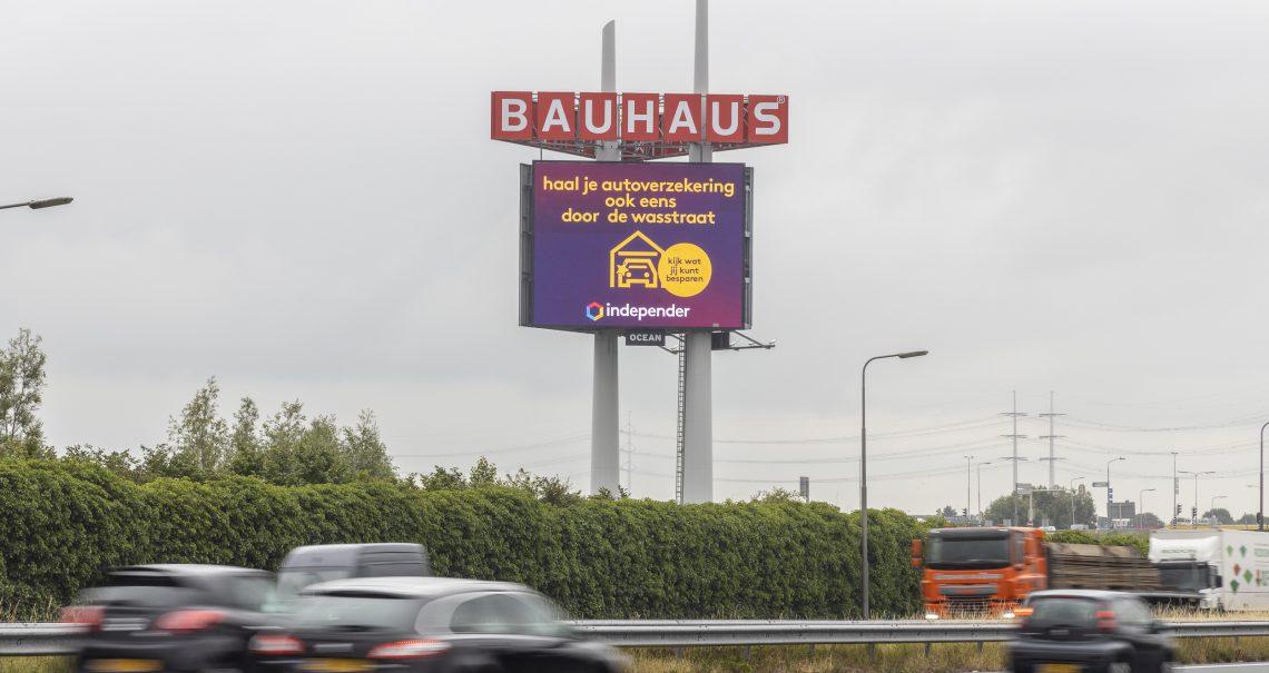 Den Haag Zuid A4 campagne Independer