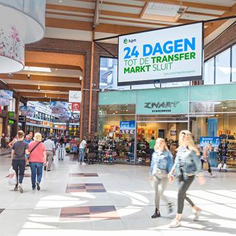 Hoofddorp Winkelcentrum Polderplein
