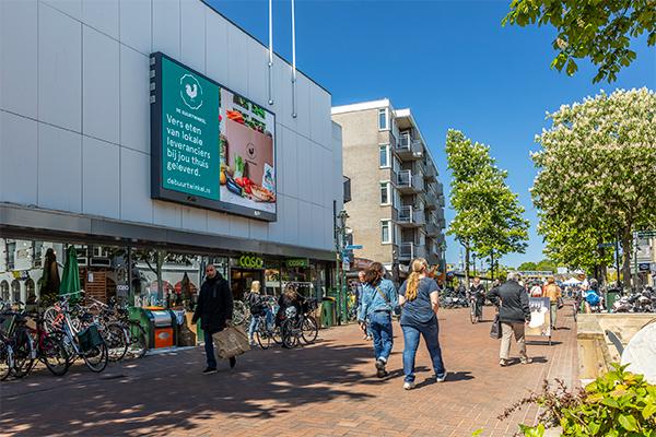 Campagne Buurtboer Hilversum Groest
