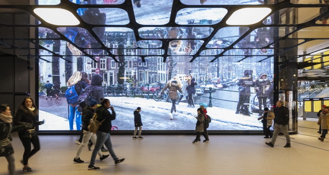 Content Amsterdam Giant Flow West Sneeuwcontent