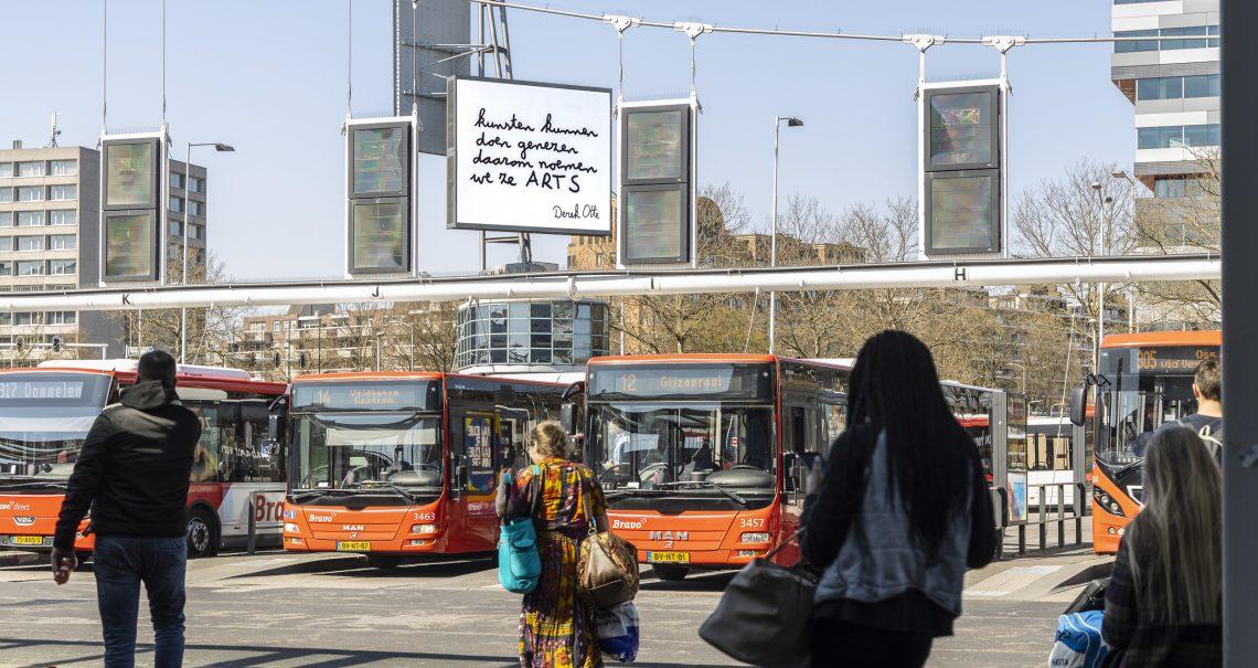 Content Eindhoven Busplein Derek Otte