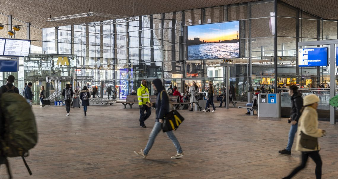 Rotterdam Centraal Content Michel
