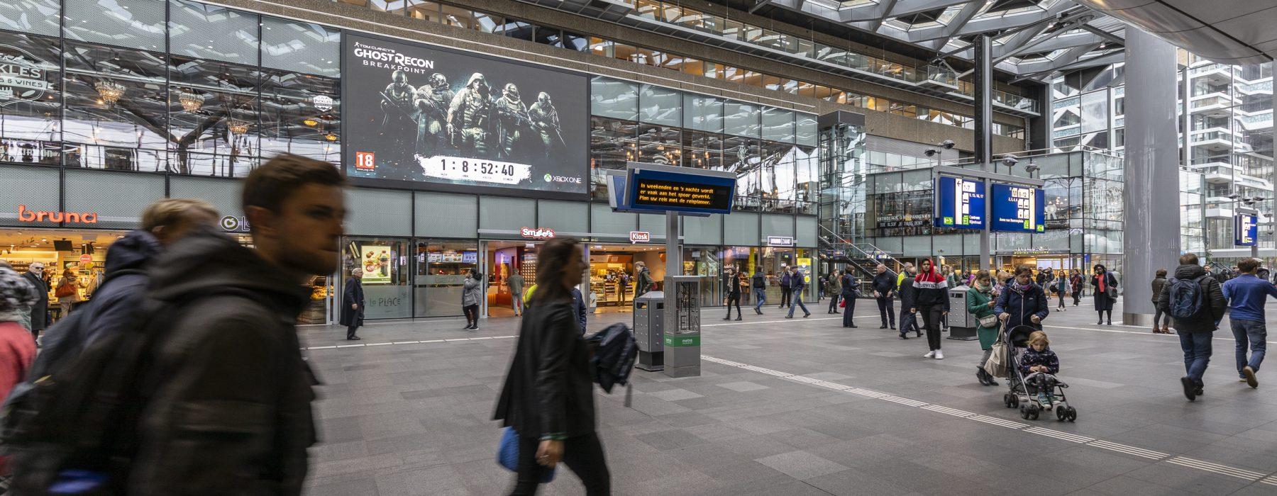 Ubisoft case Den Haag Centraal