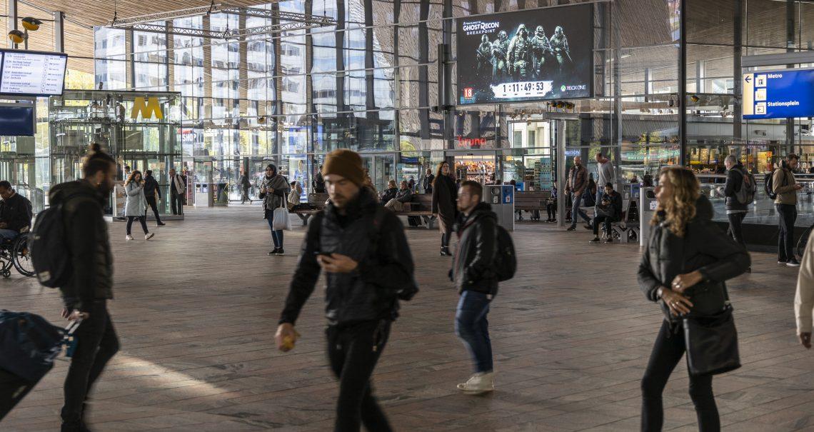 Ubisoft case HTML 5 Rotterdam Centraal - Ocean