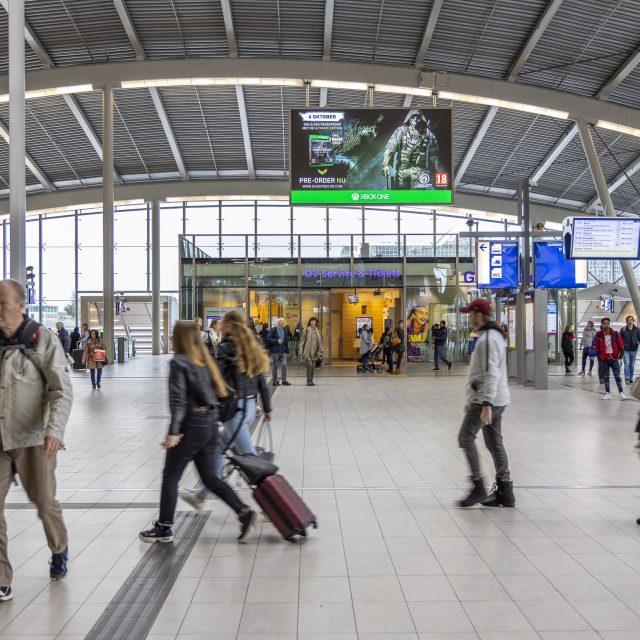Ubisoft Case HTML 5 - Utrecht Centraal Ocean