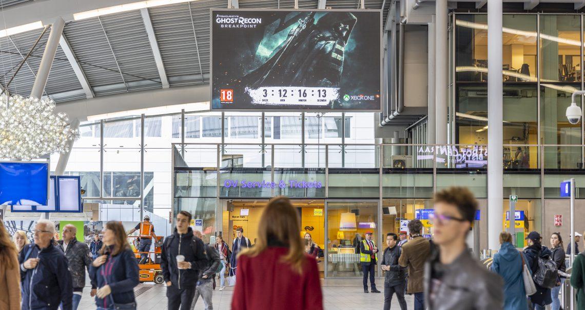 Ubisoft Game Release Utrecht