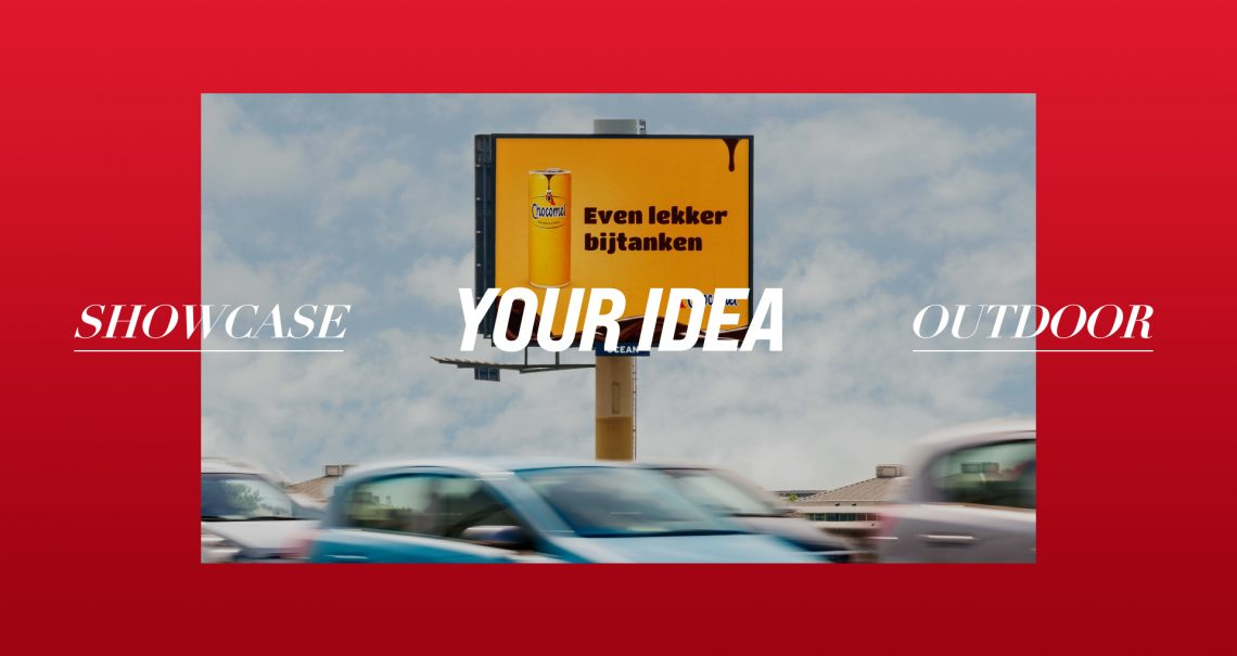 Showcase your Idea Roadside