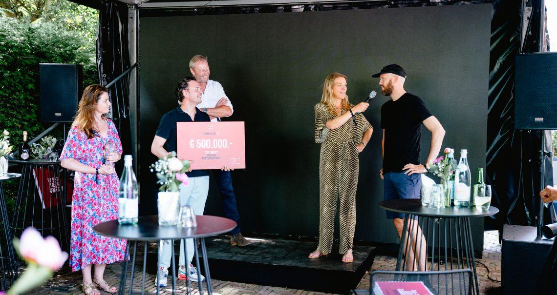 Uitreiking Ocean DCC Amsterdam - Winnaar Commercieel DentsuAchtung
