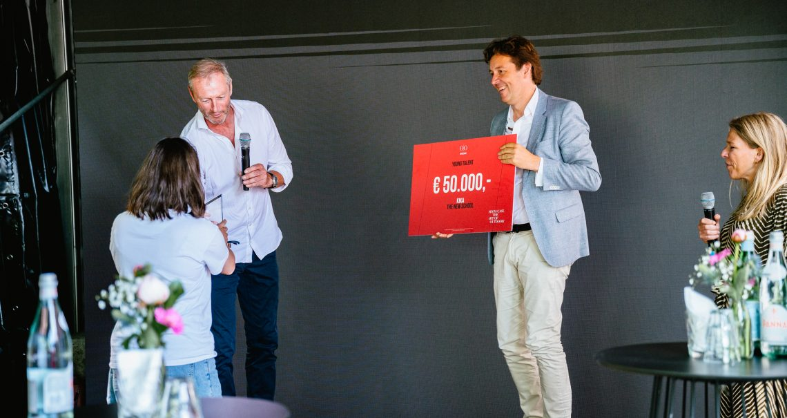 Uitreiking Ocean DCC Amsterdam - Young Talent