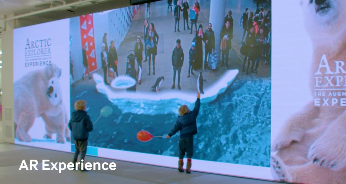AR Experience - Ocean Nederland