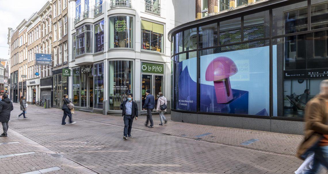 Amsterdam Kalverstraat Muntplein Ocean
